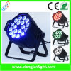 Outdoor 18X18W LED PAR Light and Wash Light LED Bulb