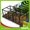 2016 Newest Design Liben Trampoline Park with Ninja Course