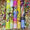 Manufacturer Colorful Christmas Cracker with Confetti for Party Supply