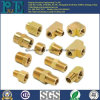 High Precision Brass CNC Machining Bushing
