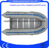 Made in China 2017 Outdoor Fanny Water Sports Inflatable Fishing Boats with Engine