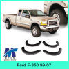 Fender Truck Accessories F350 Fender Flares for 1999-07 Ford F350