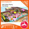 Amusement Playground Toys Soft Structure Indoor Playground