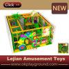 Cheap Plastic Indoor Soft Playground Equipment for Mcdonalds (T1506-2)