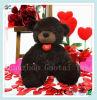 BSCI Factory Life Size Black Stuffed Bear Valentine Gift