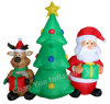 High Qualtiy Christmas Tree Christmas Decoration Inflatable for Christmas (CYAD-1464)