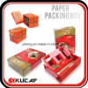 High Quality Gift Box Packing Customized