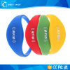 2016 Newest Adjustable Ce Certification UHF Silicone RFID Wristband