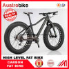 "26"" Carbon Fat Bike Carbon Fatbike with Shimano Xt"