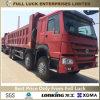 Sinotruk HOWO 8X4 40 Tons Dumper Truck
