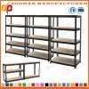 Longspan Iron Rivet Home Kitchen Garage Storage Shelving Rack (Zhr215)