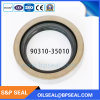 35*50*9.5 Oil Seal for Toyota (90310-35010)