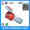 Wst-1121 5pin 63A IP67 Waterproof Industrial Connector with CE