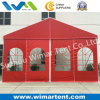 Gable Width 7m Red Marquee Tent for Ceremony & Celebration