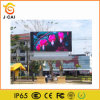 New Outdoor LED Video Screen for Wall Building