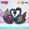 Couple Swan China Wholesale Animal Brooch