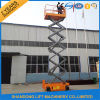 Hydraulic Electric One Man Lift Platform for Cleaning