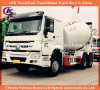 12 Wheel Sinotruk HOWO Heavy Duty Concrete Cement Mixer Truck