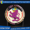 Wholesale Gold Plated Cheap Custom Metal Challenge Coin