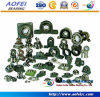 Aofei Manufactory supply all kinds of adjustable Pillow Block Bearing dimension Spherical bearing Ball bearing units