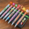 Lovely Ball Pen Mechanical Pencil for Student Use (1140/2140)