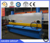 NC metal board shear, E21 system control hydraulic shearing machine