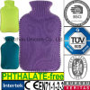CE Plain Knit Hot Water Bottle Cover