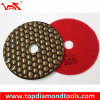 Diamond Polishing Pads for Dry Use