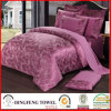 Fashion Poly-Cotton Jacquard Bedding Set Df-C162