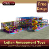 CE Plastic Colorful Castle Theme Indoor Playground (ST1401-2)