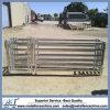 Oval Rail Galvanised Goat Yard Panels