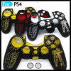 Soft Silicone Case with Decorative Pattern Transformers for Sony Playstation 4 Controller