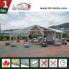 30m Diameter Aluminum Frame Multi-Side Tent with Glass Walling and Roof Lining