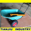 160kg Capacity Heavy Duty Wheelbarrow Wb3500 with Three Wheels