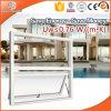 Wood-Alu Casement Window for Africa Villas, Full Divided Light Grille Wood Clad Aluminum Casement Windows