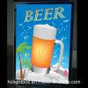 Magnetic Frame Advertising LED Wine Light Box Beer Light Box