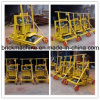 Mobile Concrete Block Making Machine Qmr2-45 Lay Egg Machine