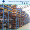 Multi Shelf Steel Decking Mezzanine Floor Rack with SGS/ISO