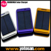 Outdoor Emergency Solar Charger 10000mAh for Mobile Phone