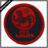 BMS Karate Embroidery Patch for Iron on Clothing (BYH-10118)