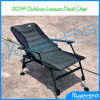 Reclining Bed Leisure Long Beach Chair Deck Chair Fabricdeck Chair