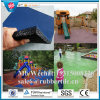 Recycled Colorful Rubber Paver Rubber Tile/Wearing-Resistant Rubber Tile