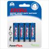 AA Size LED Freshlight 1.5V Dry Battery