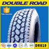 Low Profile 22.5 Drive Tubeless Truck Tires for USA Market