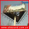 PVC Coated Frontlit Glossy Flex Banner (SF550)