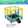 Square Funny Trampoline Playground for Kids Play (HD-15101)