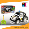 4CH Full Function Police Car Cartoon Car RC Car with Light Music