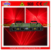 Four Lens Red Multi-Tunnel Laser Stage Lighting Show