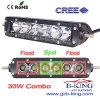 Mini Slim 30W CREE 7.9′′ LED Light Bar