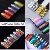 Chameleon Color Shifting Effect Holo Rainbow Glitters Powder